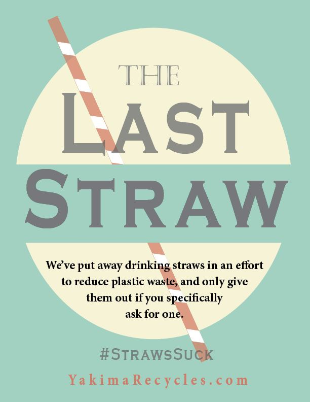 The Last Straw small poster