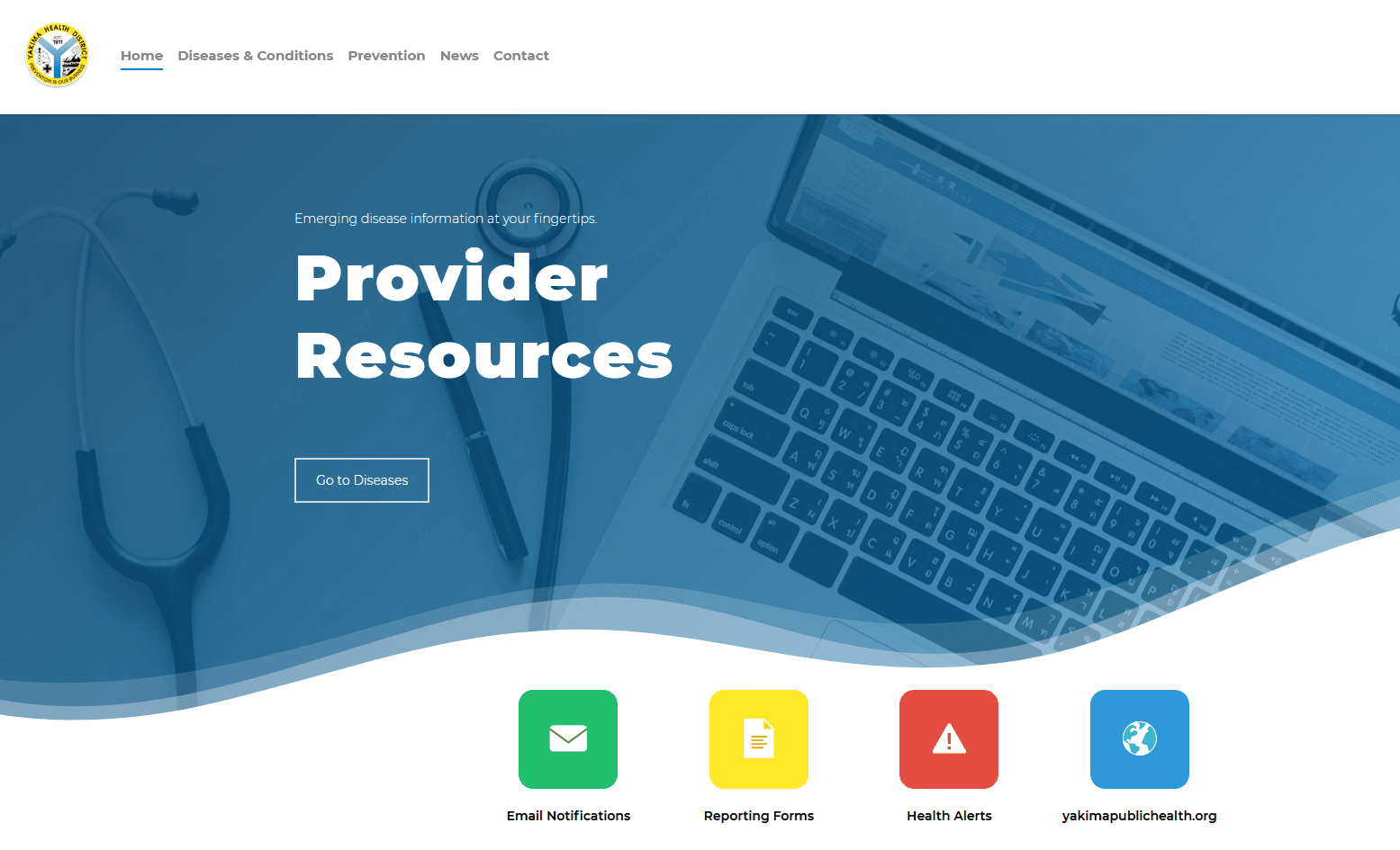 New Provider Resource Page