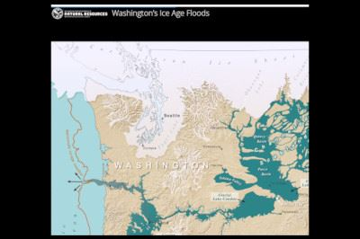 Washington's Ice Age Floods