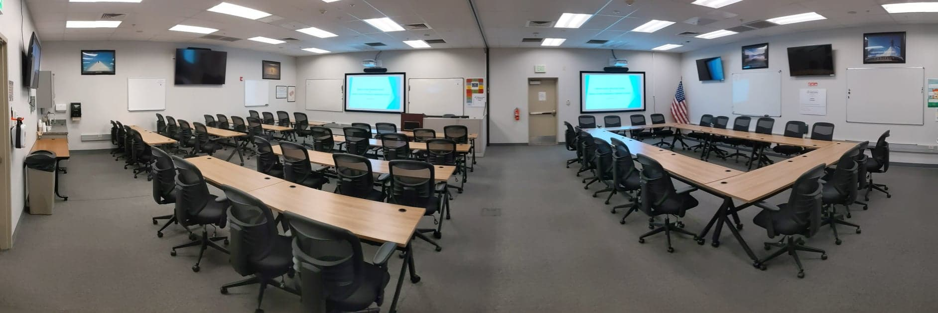 Training Room Student View