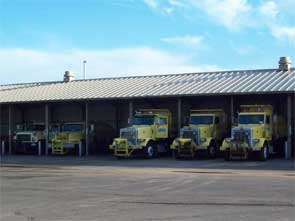 Road Maintenance Fleet