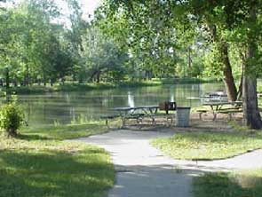 Picnic Site at Eschbach Park