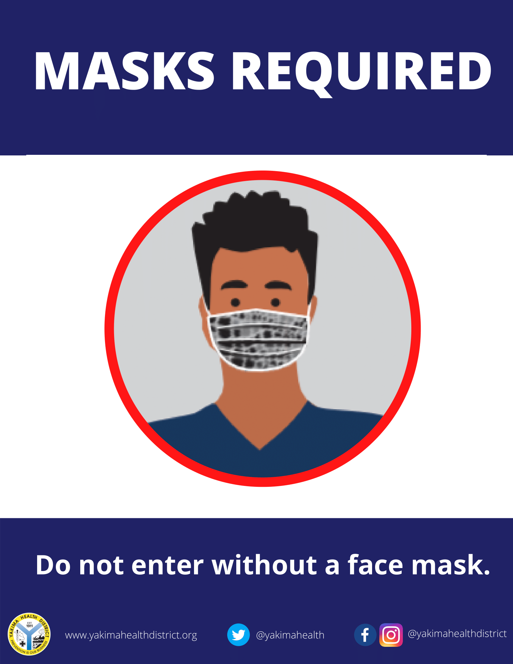 Masks required flyer-1